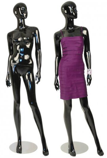 Abstract Female Mannequin, Sexy Female Mannequin, Lingerie Mannequin