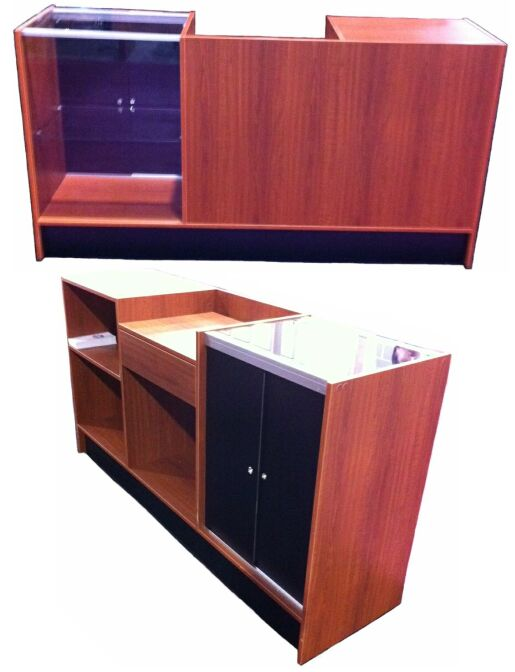 6' Retail Store Counter