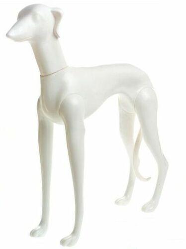 White Plastic Dog