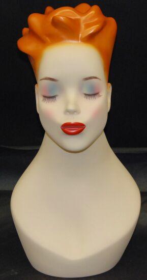 Vintage Decoupage Mannequin | Dress form mannequin ... |Unique Mannequins