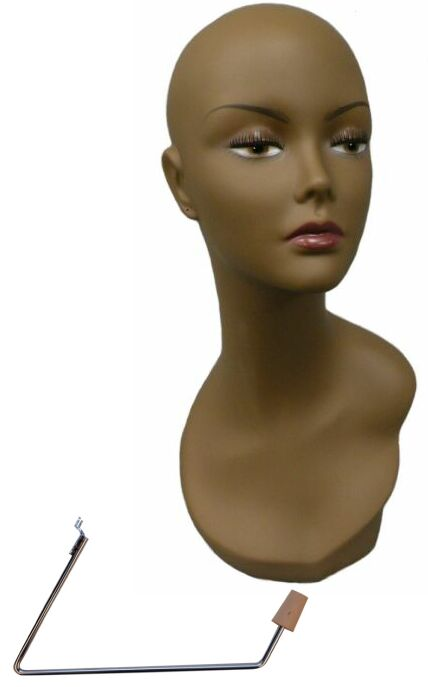 Mannequin Head For Wigs 77