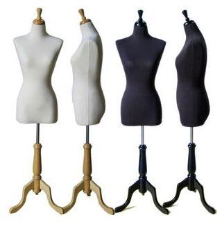 Teenage Size Dress Form, Junior Clothing Display Form, Kid Dress Form