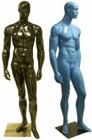Abstract Mannequins, Abstract Male Mannequin, Abstract Muscular Mannequin Display