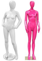 Abstract Mannequins, Abstract Female Mannequin, Abstract Ladies Mannequin Display