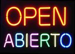 Open Sign, Store Sign, Business Sign