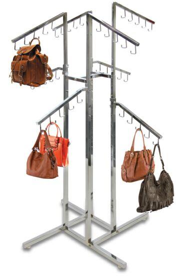 Handbag Display Purse Rack Holder Decorative Displayer