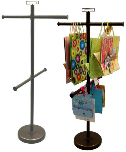 Shopping Bag Rack Shopping Bags Display Purse Holder